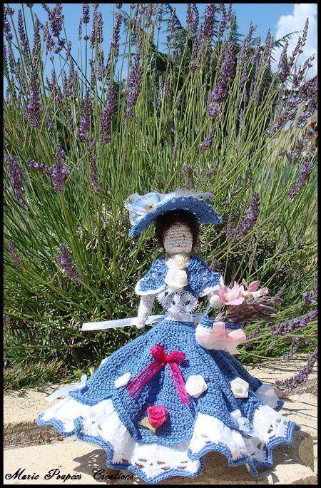 La poupée Lavande