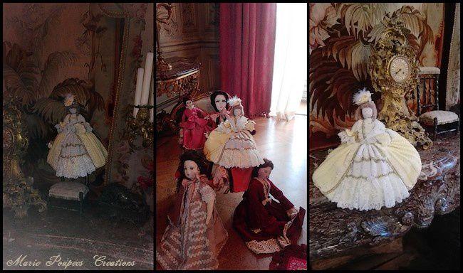 L'échange des princesses, une poupée pour le cinéma...
