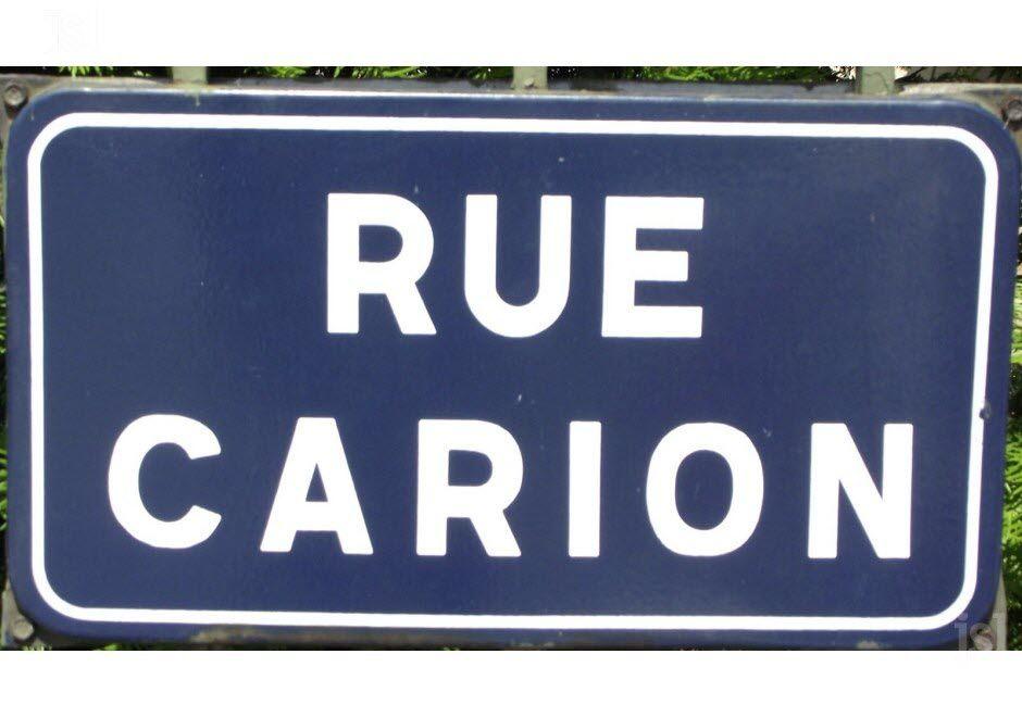 Rue Carion - 71400 Autun ¤¤¤ Quartier Saint-Andoche ¤¤¤