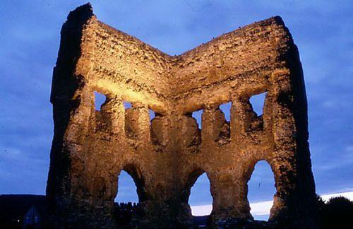 Temple de Janus - Route de la Genetoye - 71400 Autun ¤¤¤ Quartier Saint-Andoche ¤¤¤