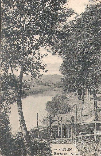 Pont de Saint-Andoche, rue du faubourg Saint-Andoche - 71400 Autun ¤¤¤ Quartier Saint-Andoche ¤¤¤