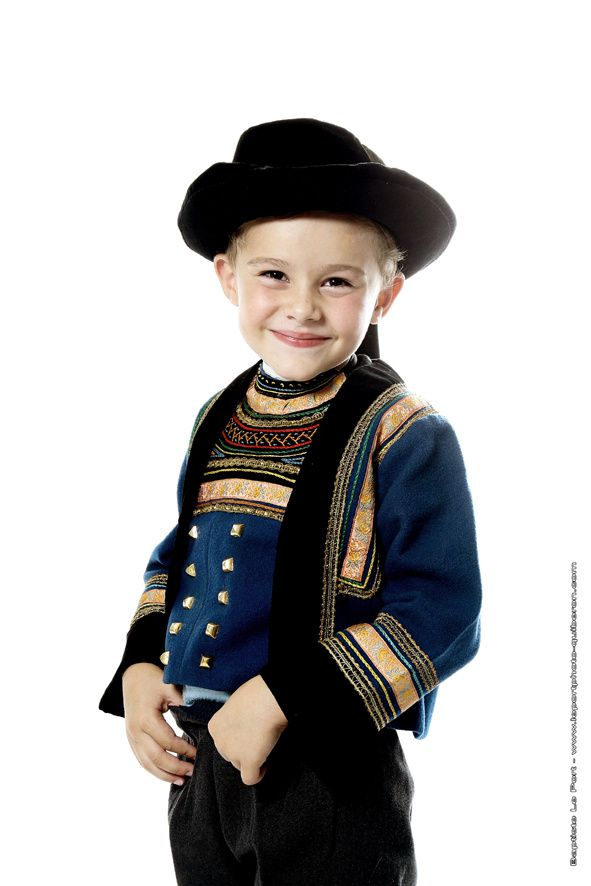 20 Août 2013 - Subiard en costume Breton