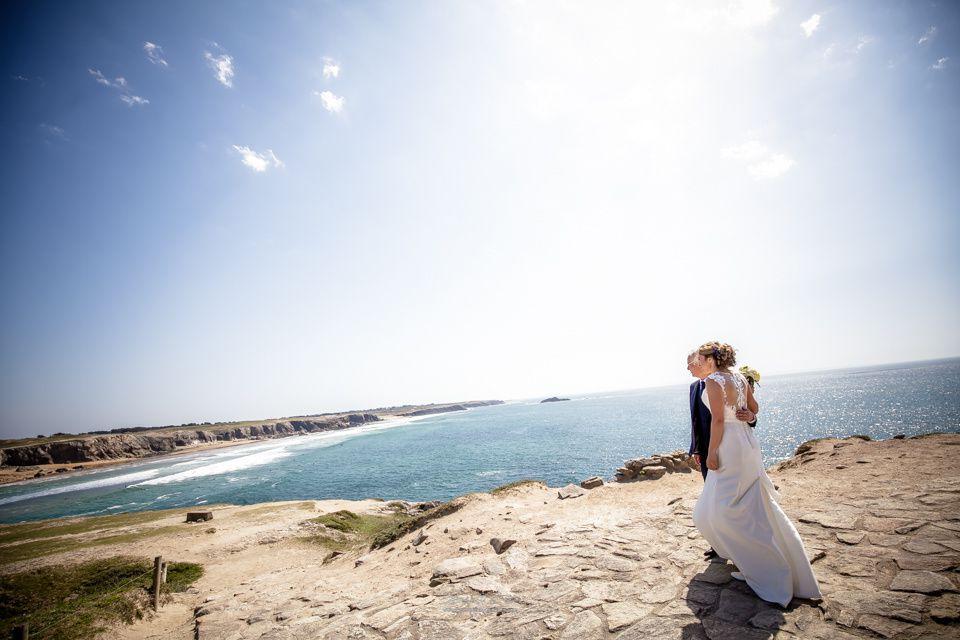 21 avril - Mariage à la Baie des Anges sous un soleil estival