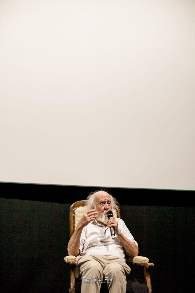 25 septembre - Hubert Reeves au cinéma de quiberon