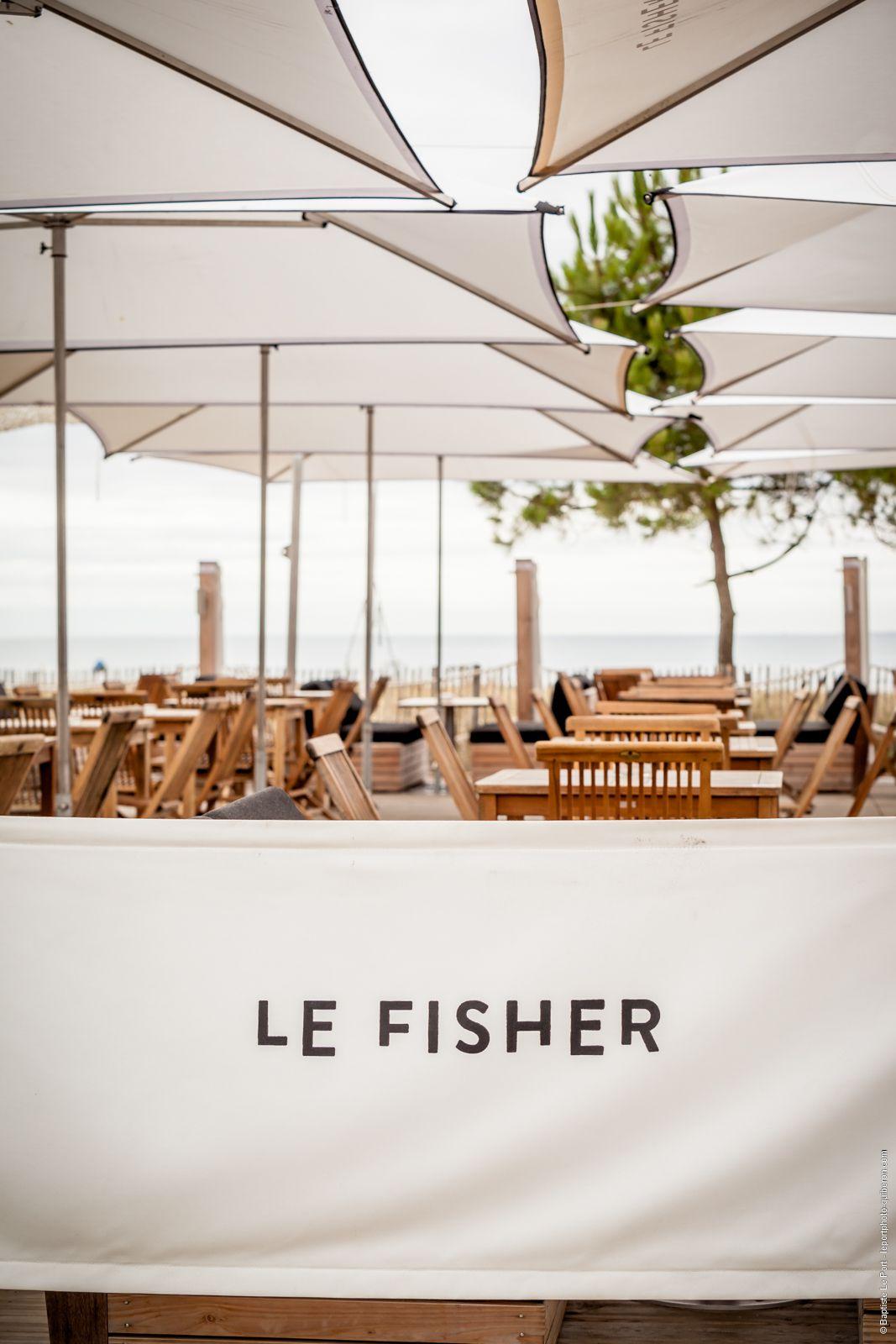 2 août - reportage au Fisher de Carnac