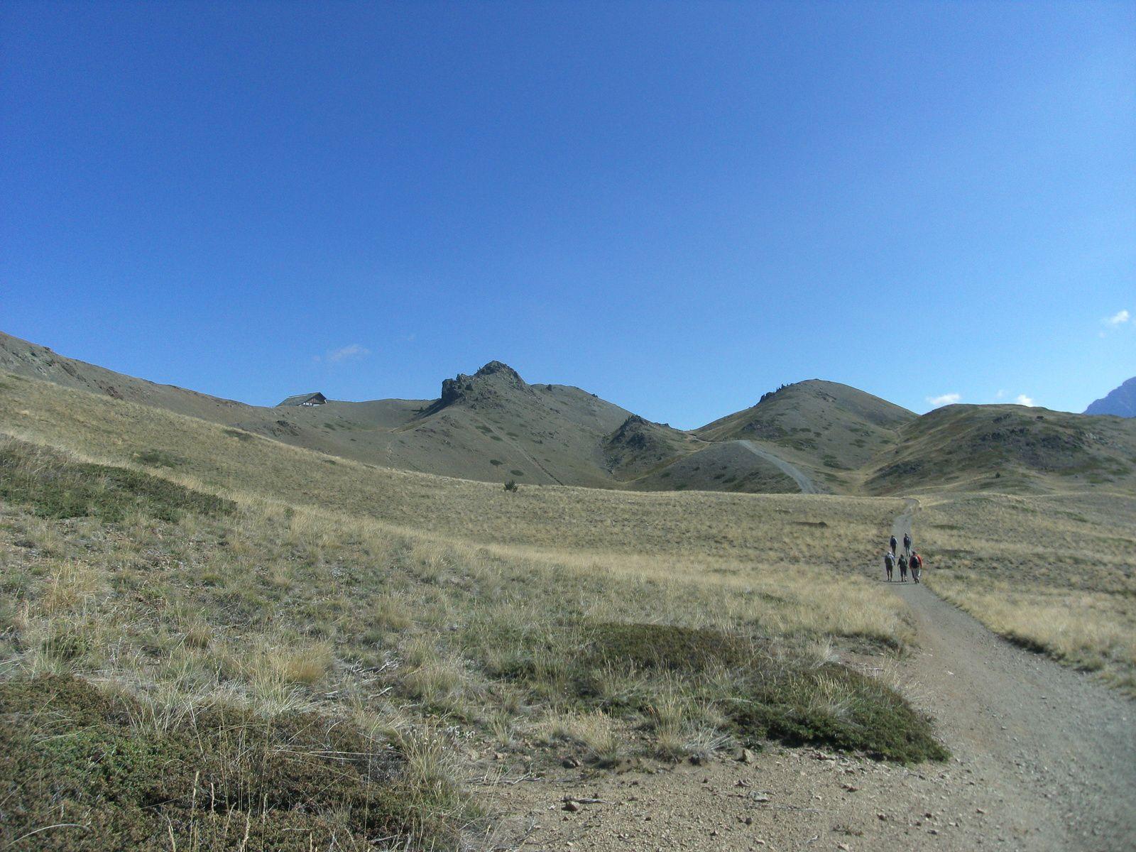 Col de Gimont (2 403m)