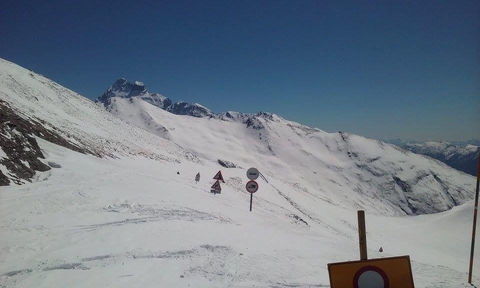 Col d'Agnel (2 744m)