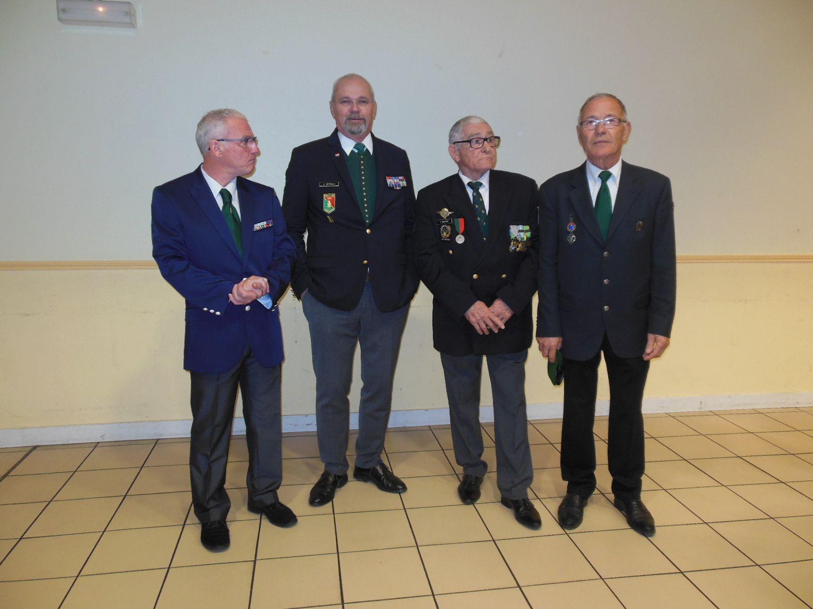 Cérémonie en hommage à Louis Richard du 30 octobre 2019 à Chambray-lès-Tours