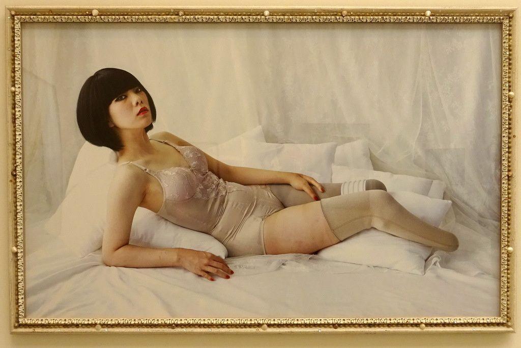 Mari Katayama artiste japonaise hors-norme