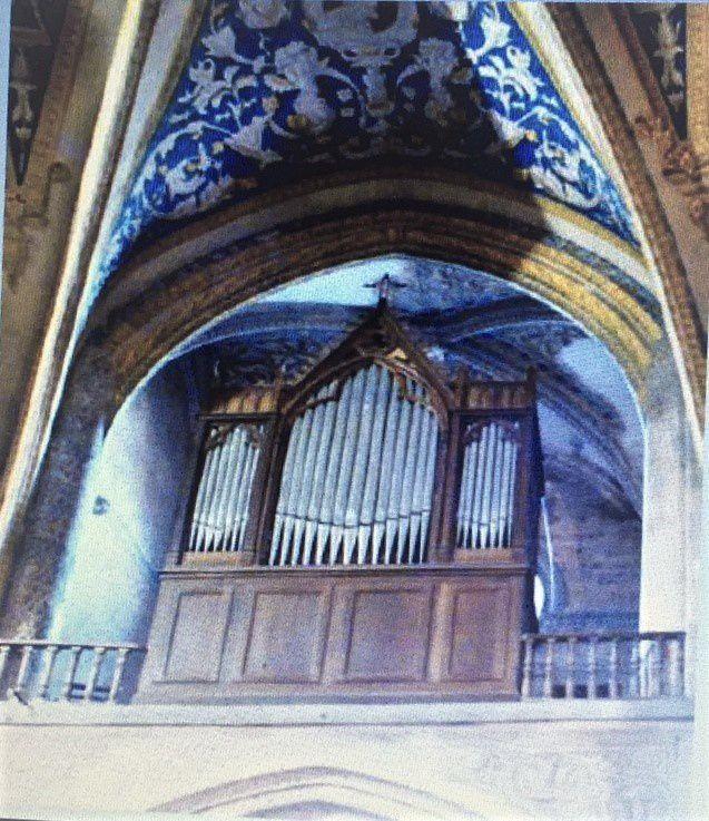 Concert de soutien à la restauration de l'orgue de Notre Dame de Paris