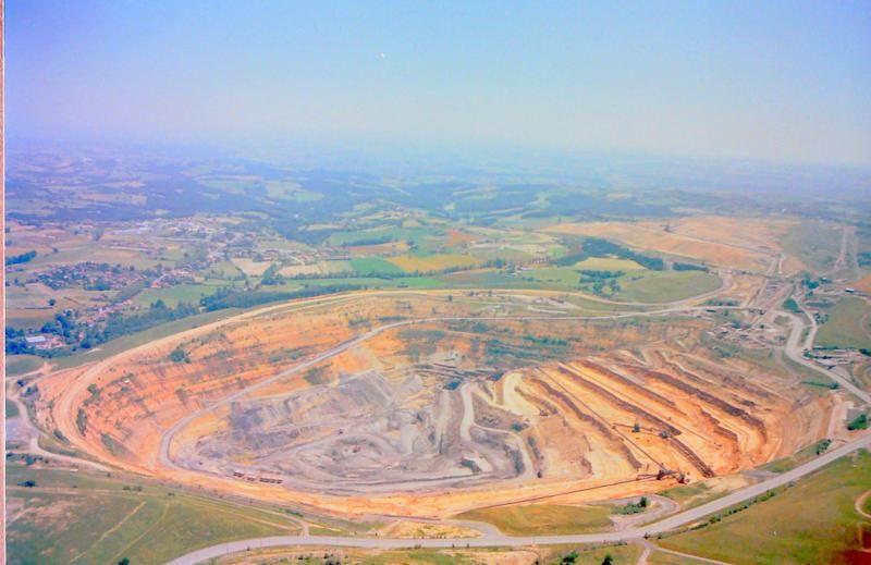 Carmaux: la mémoire des mines