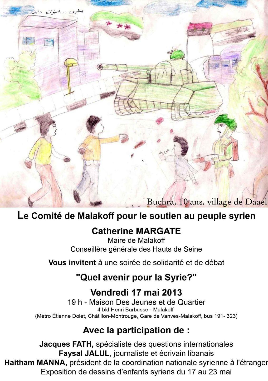 quel avenir pour la Syrie?