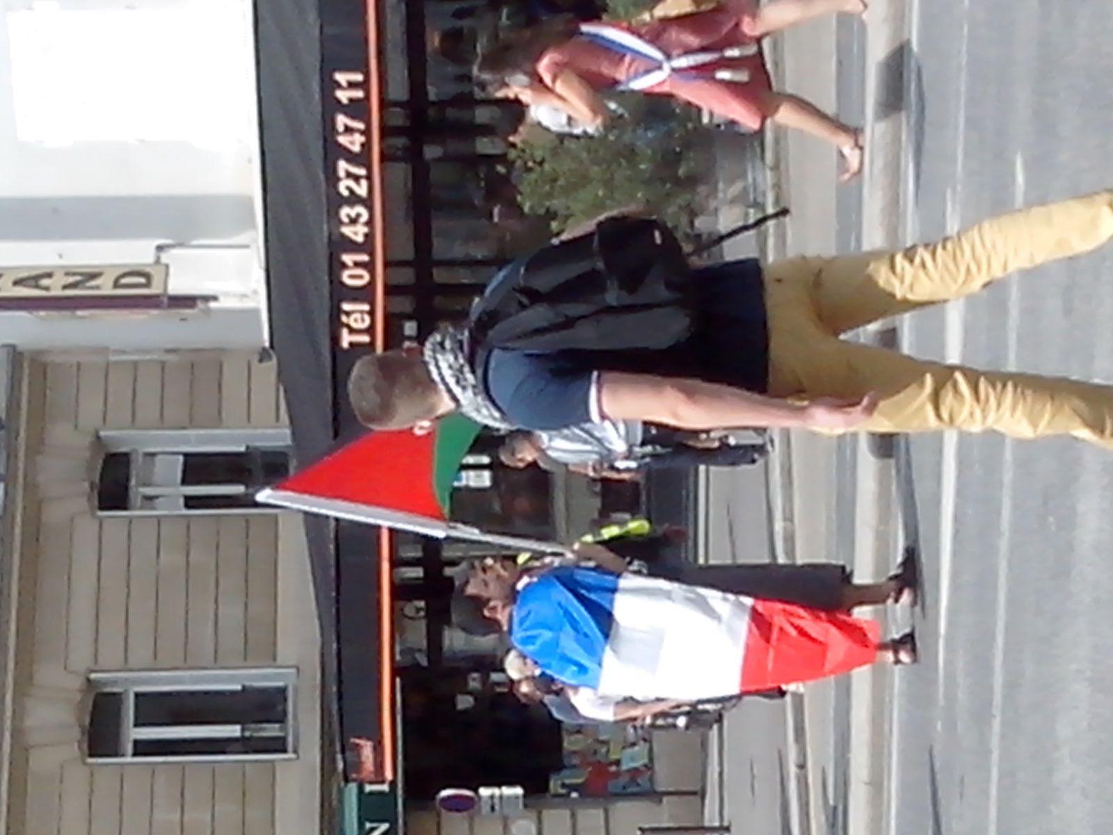 Nous sommes tous des Palestiniens