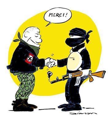 Fascistes et islamistes