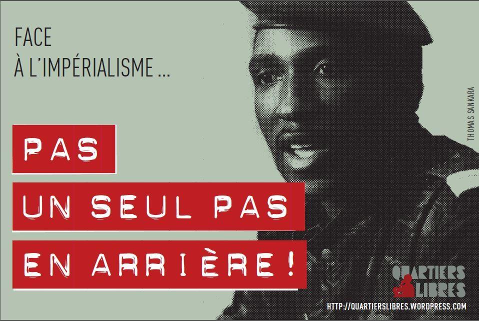 Révolutions africaines contre l'impérialisme