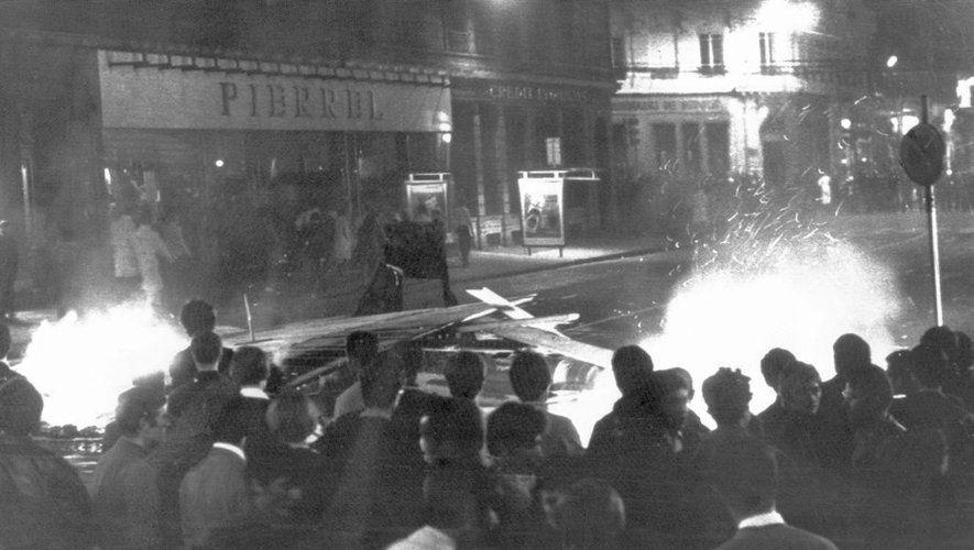 L'explosion de Mai 68 à Lyon