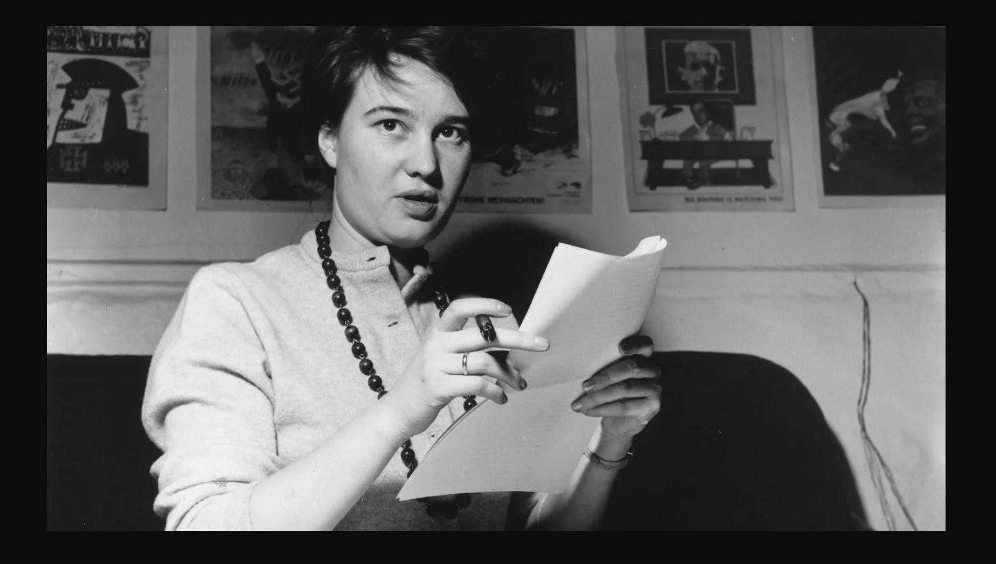 Ulrike Meinhof et l'Allemagne des années 1960