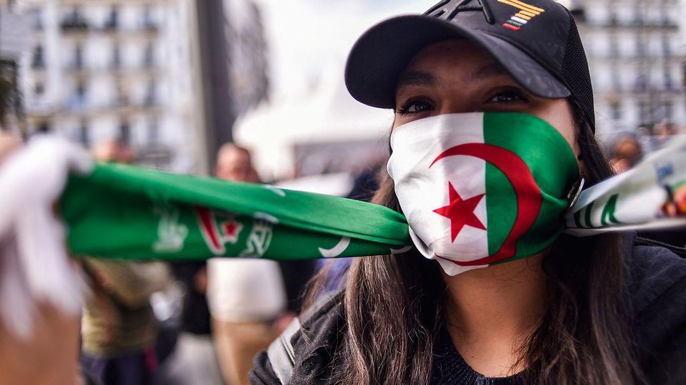 L'insurrection du peuple algérien