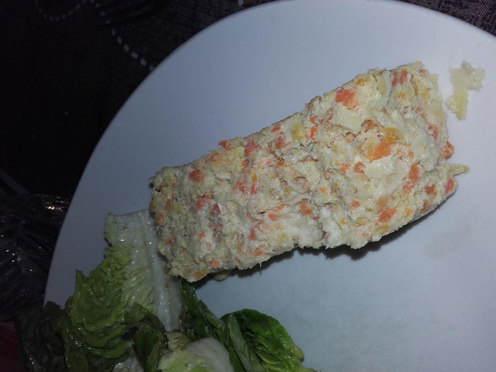 terrine de poisson selon gabie