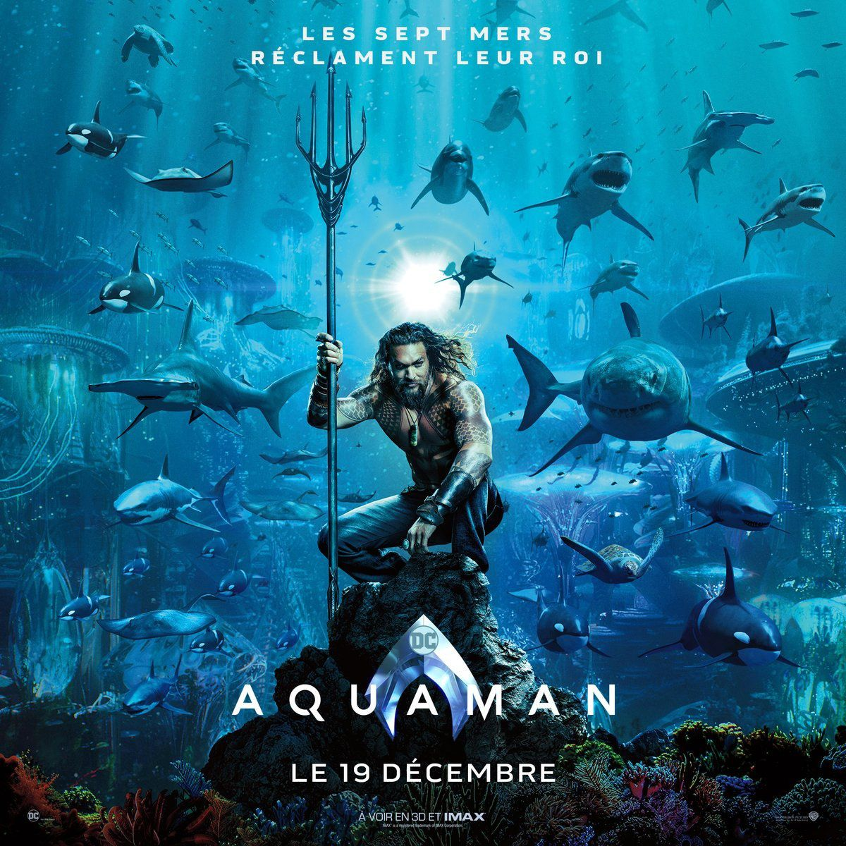 Aquaman se dévoile un peu