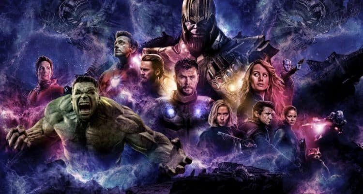 Aperçu du Bo mondial d'Avengers Endgame