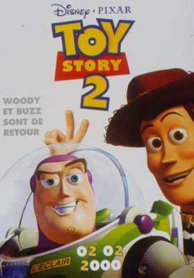 Toy Story 2 (**** 1/2)
