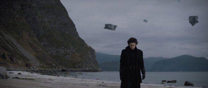 Une première photo de Dune ?