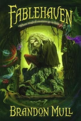 Brandon Mull - Fablehaven, tome 1 : *Fablehaven