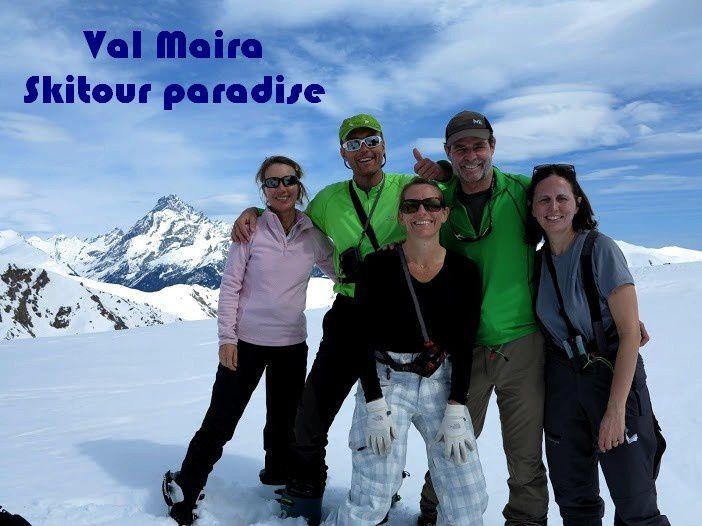 Mais pourquoi les randonneurs sont ils aussi heureux au val Maira?