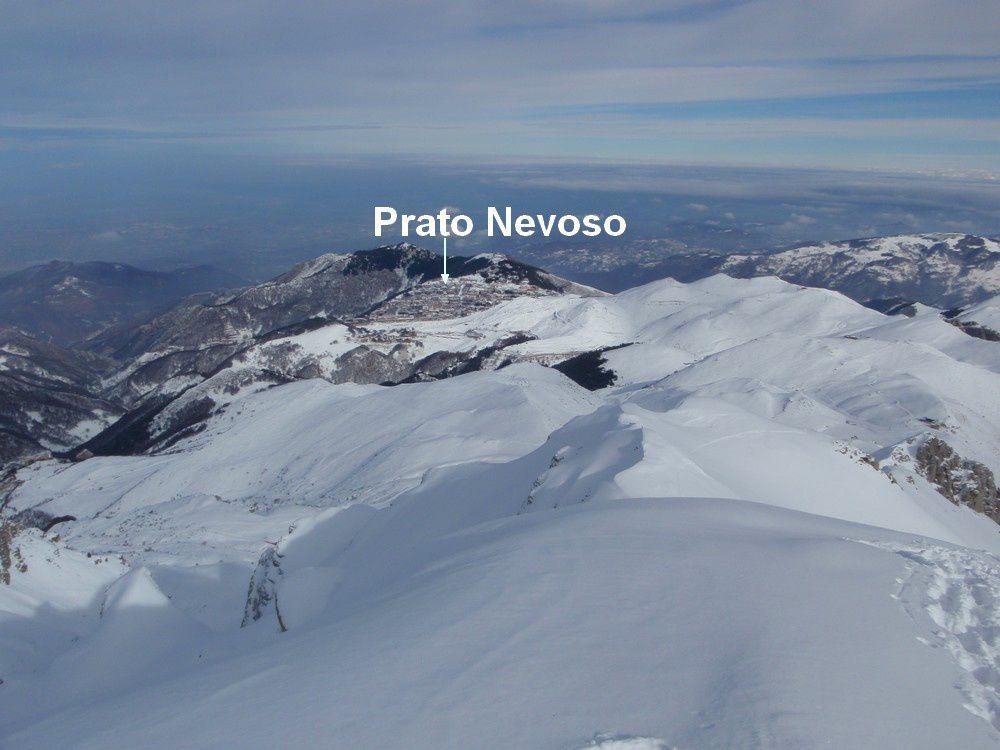 Encore un peu plus loin dans les Alpes Ligures nous atteindrons la perfection