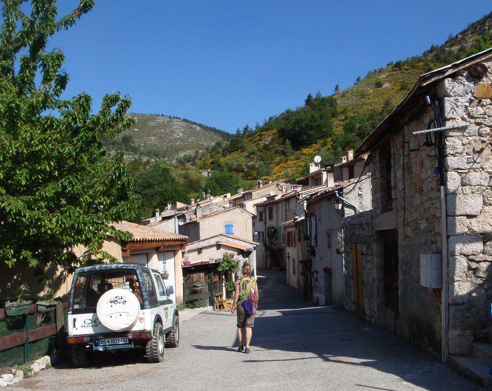 La Sagne, petit village faussement tranquille en été avant l'effervessence de septembre...