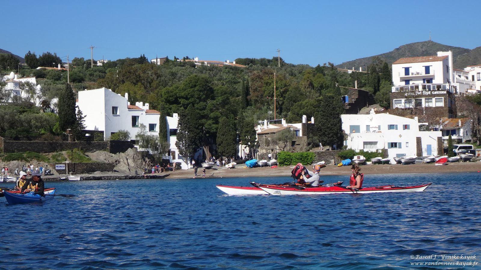 Pagaia 2017 : Portligat - Cap de Creus - Portlligat