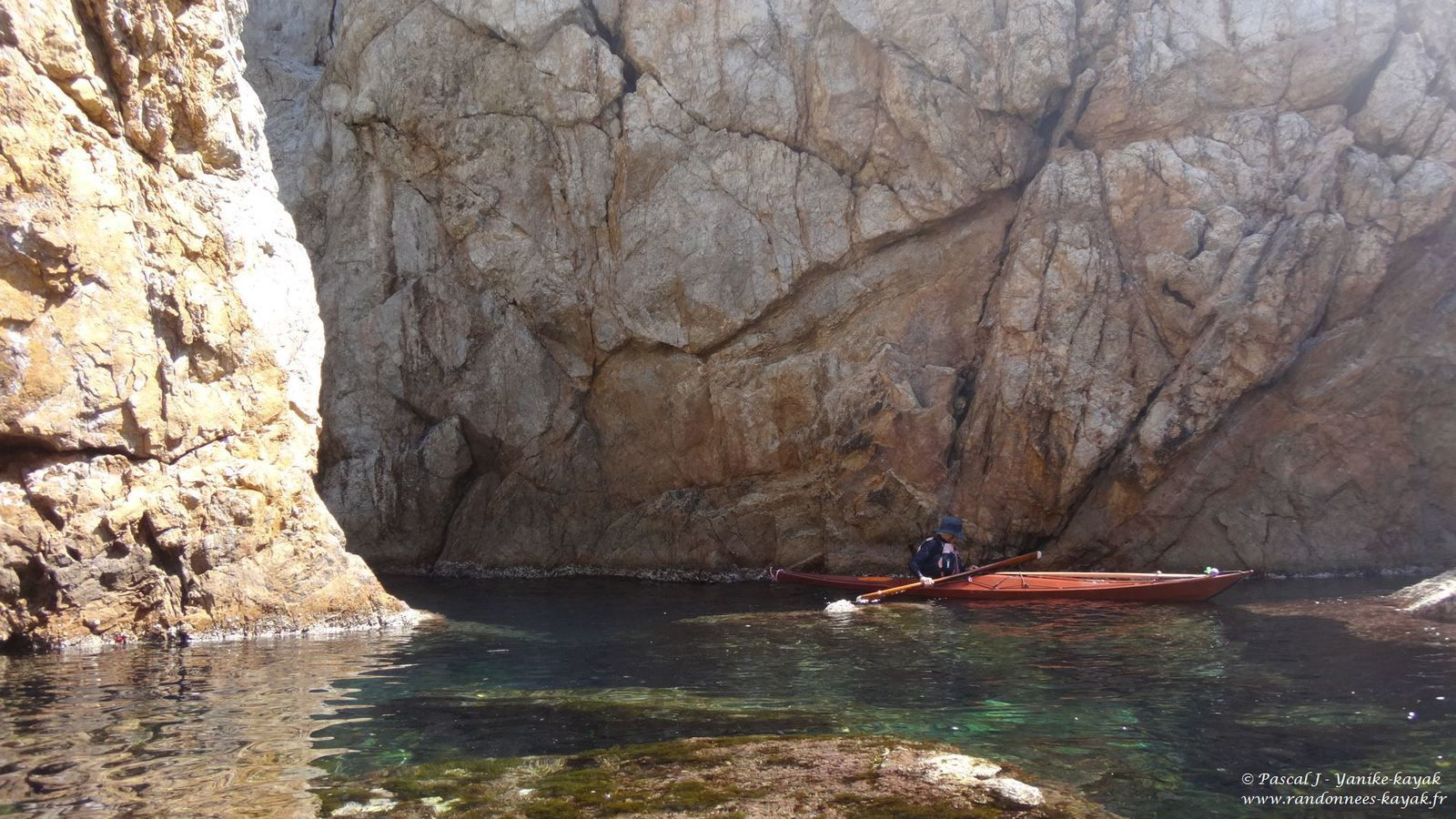 Pagaia 2017 : Portligat - Cadaques - Punta de Llloar - Portligat