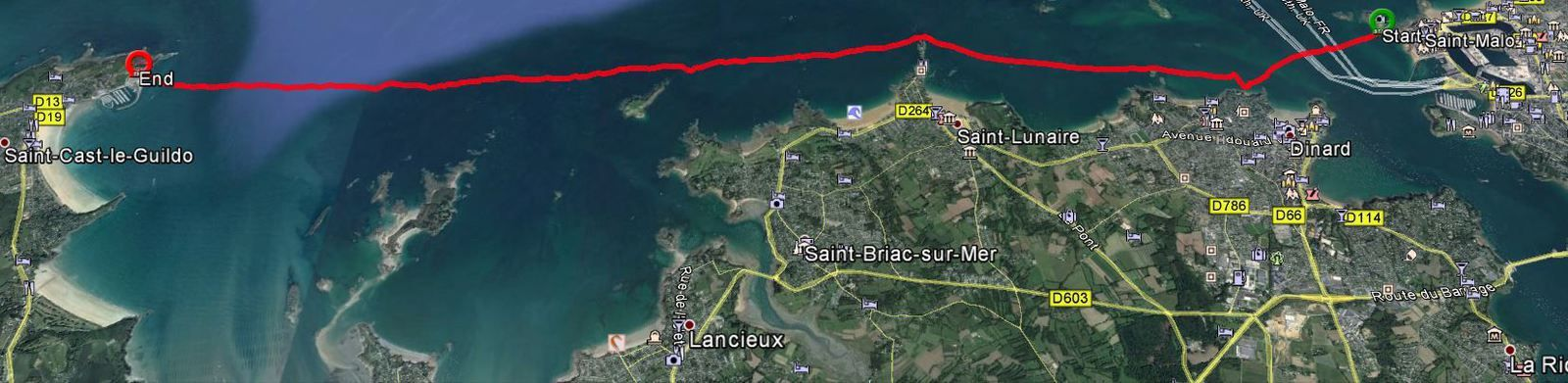Port Picain (Cancale) - Saint-Cast-Le-Guildo
