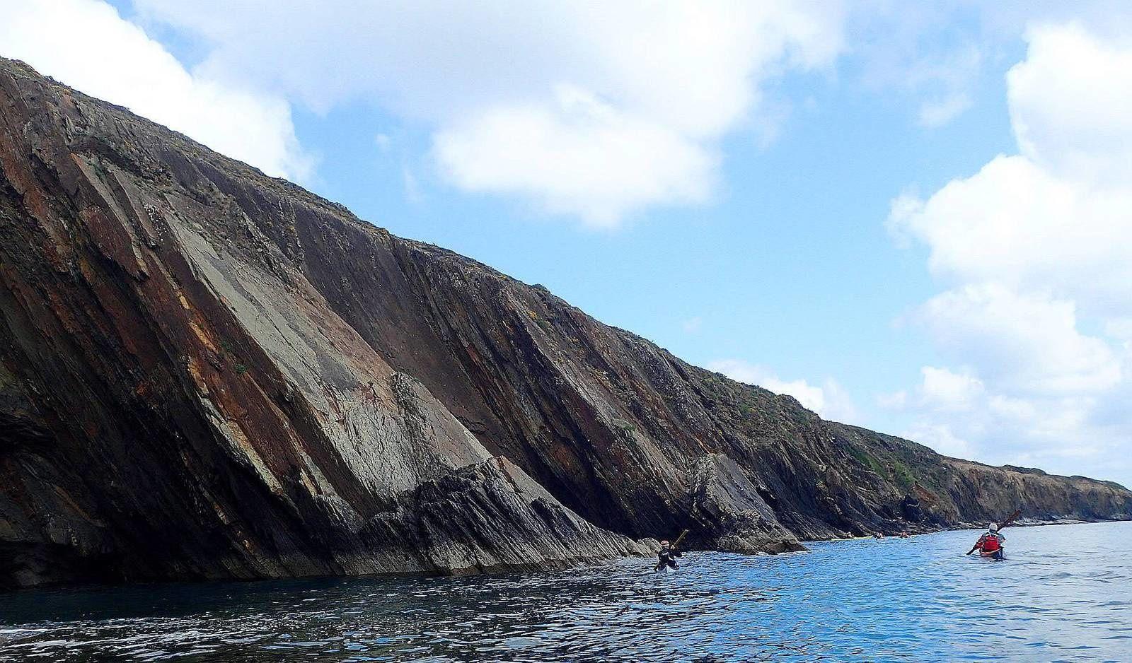 La presqu'île de Crozon : de Morgat à Goulien (1/2)