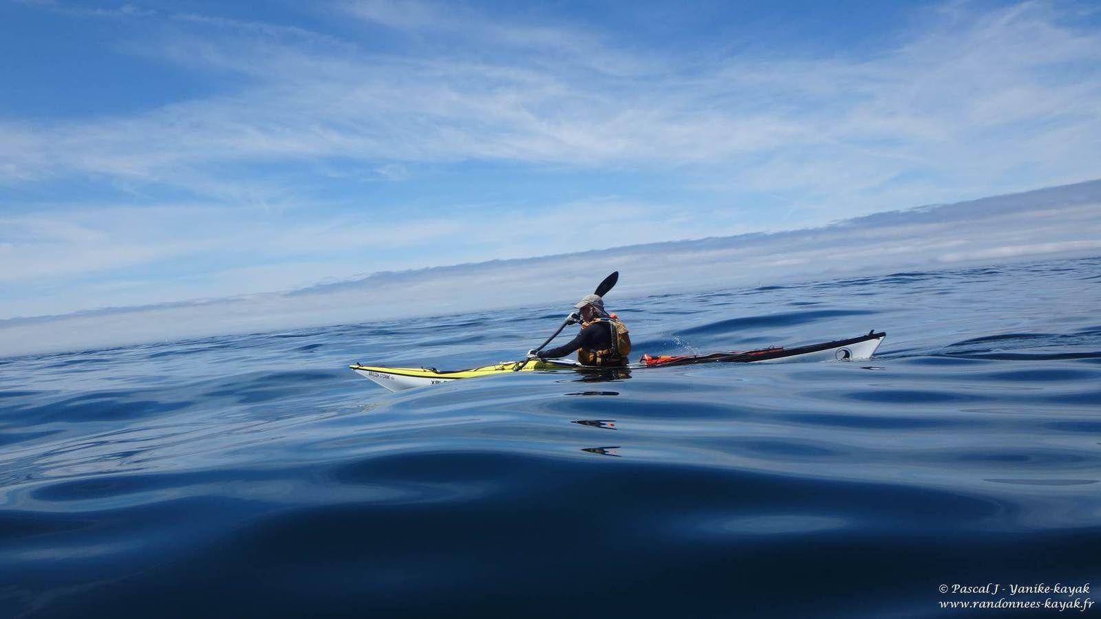 Tour de Bretagne en kayak de mer : de l'île de Batz à l'île Wrach
