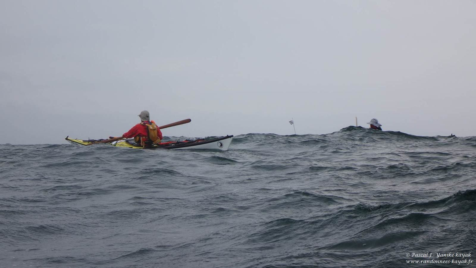 Tour de Bretagne en kayak de mer : de l'île de Groix à Quiberon