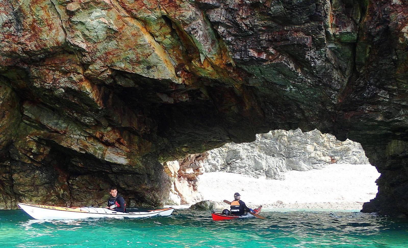 La presqu'île de Crozon : de Morgat à Goulien (2/2)