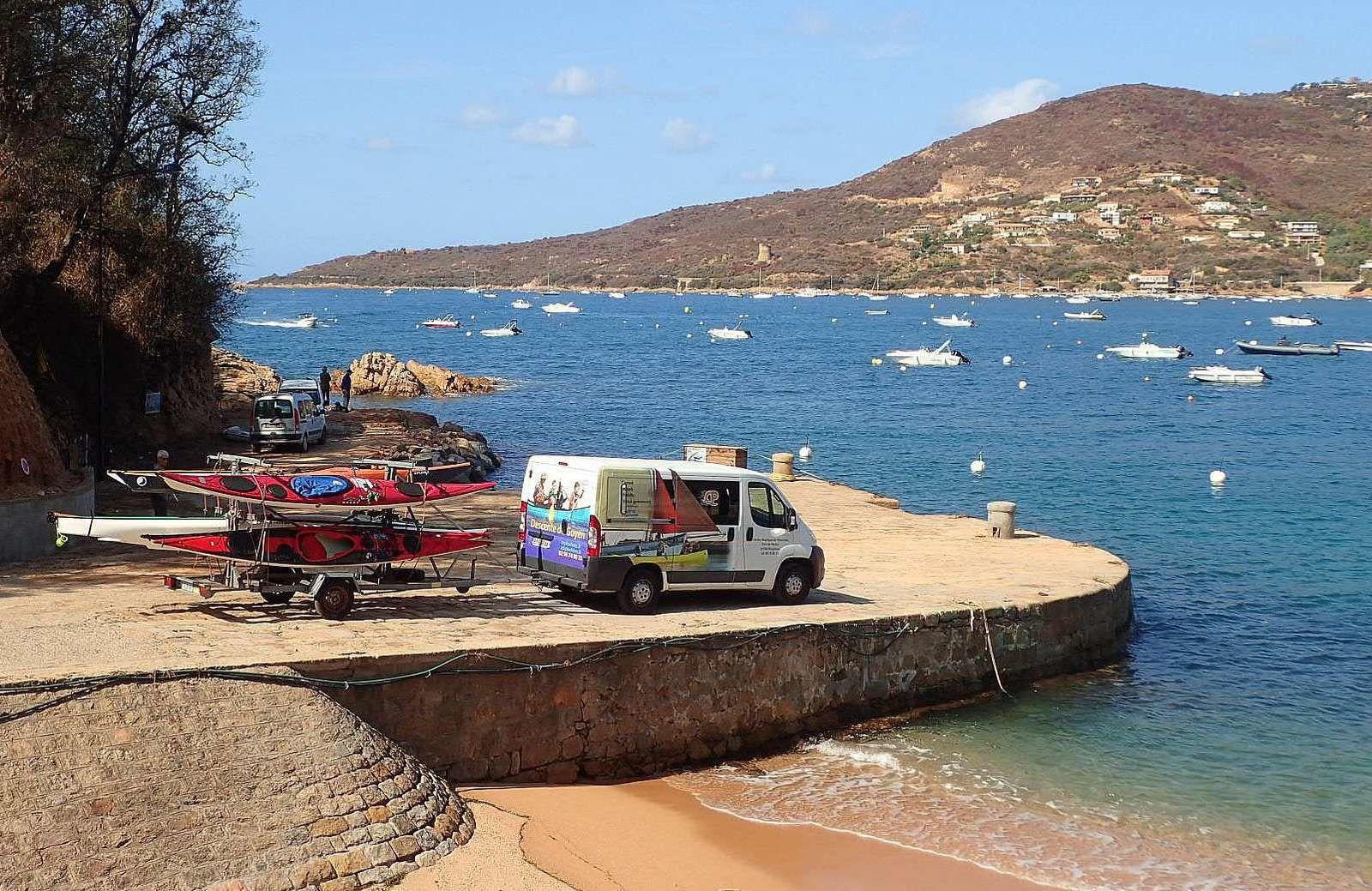 La joyeuse équipée de 9 kayakistes finistériens en Corse - Chapitre 6