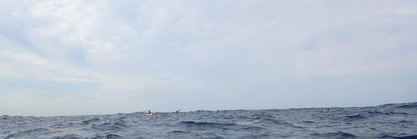 La joyeuse équipée de 9 kayakistes finistériens en Corse - Chapitre 8