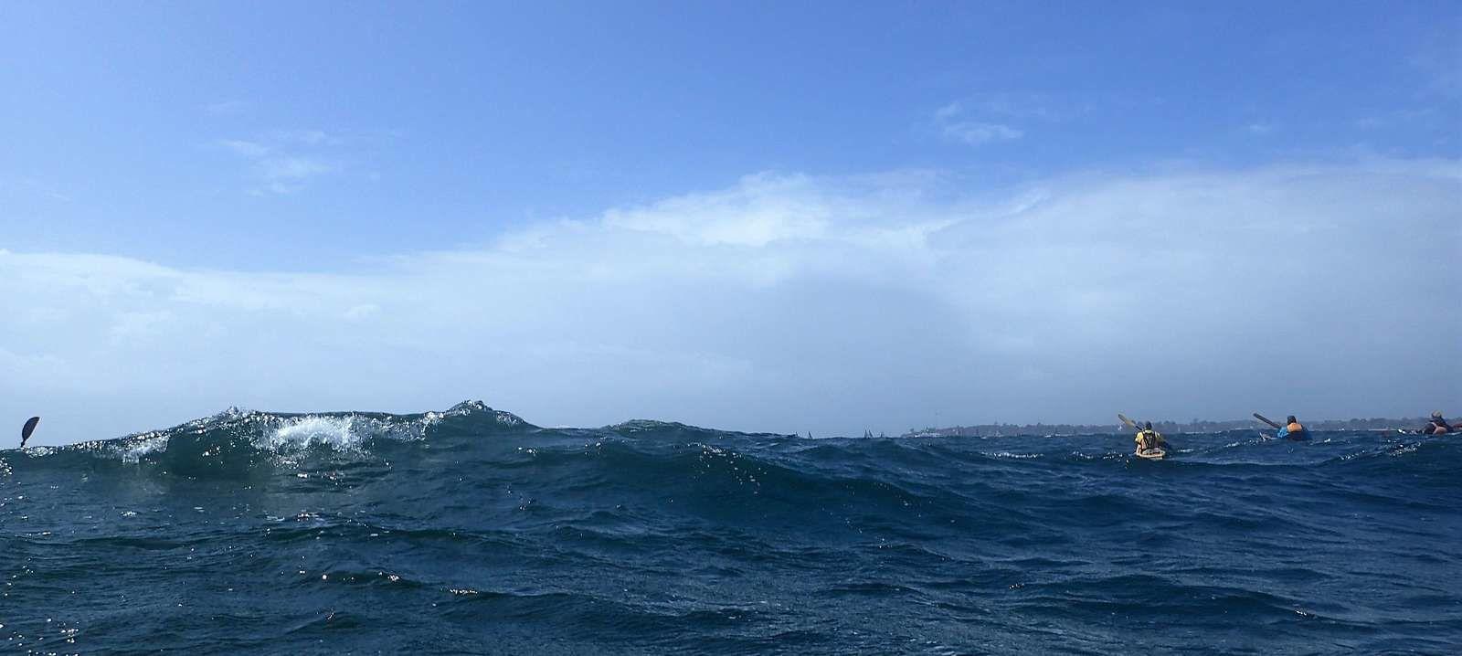 CK/mer en baie de Concarneau