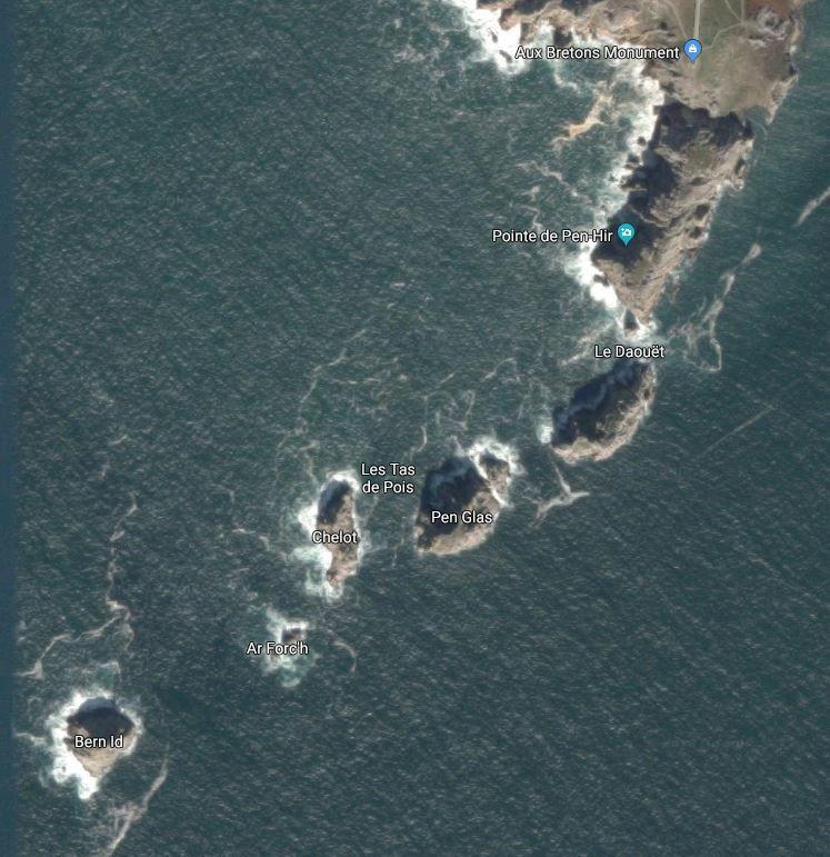 De Kerloc'h à Camaret, balade en presqu'île de Crozon