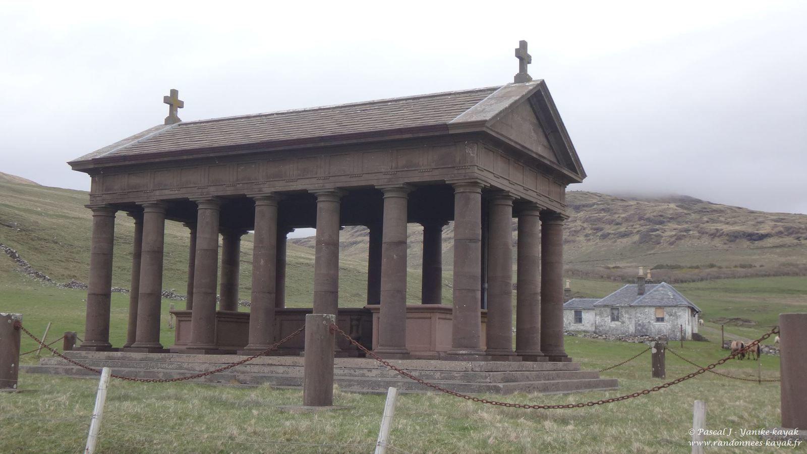 Le mausolée actuel