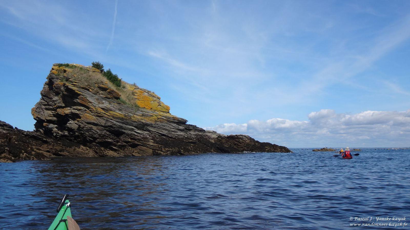 Ile de Groix : de la pointe des Chats à Kerroch