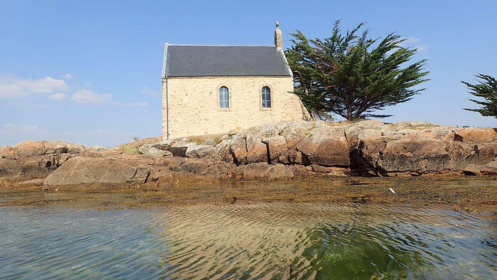 Fin d'été sur le Golfe du Morbihan - Chapitre 1