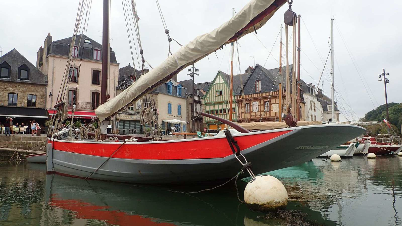 Fin d'été sur le Golfe du Morbihan - Chapitre 2
