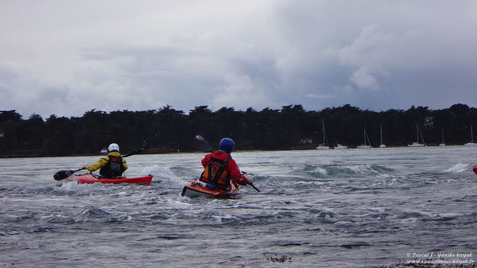 Courants du Golfe du Morbihan - Week-end CK/Mer