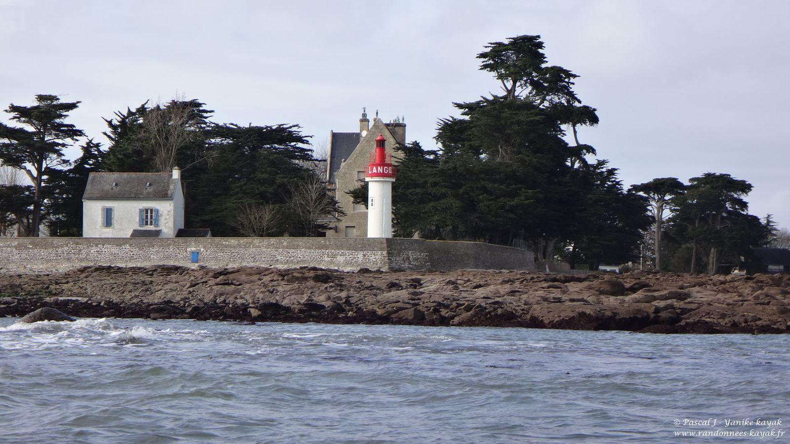 Ile Tudy - Loctudy - Rivière de Pont-l'Abbé
