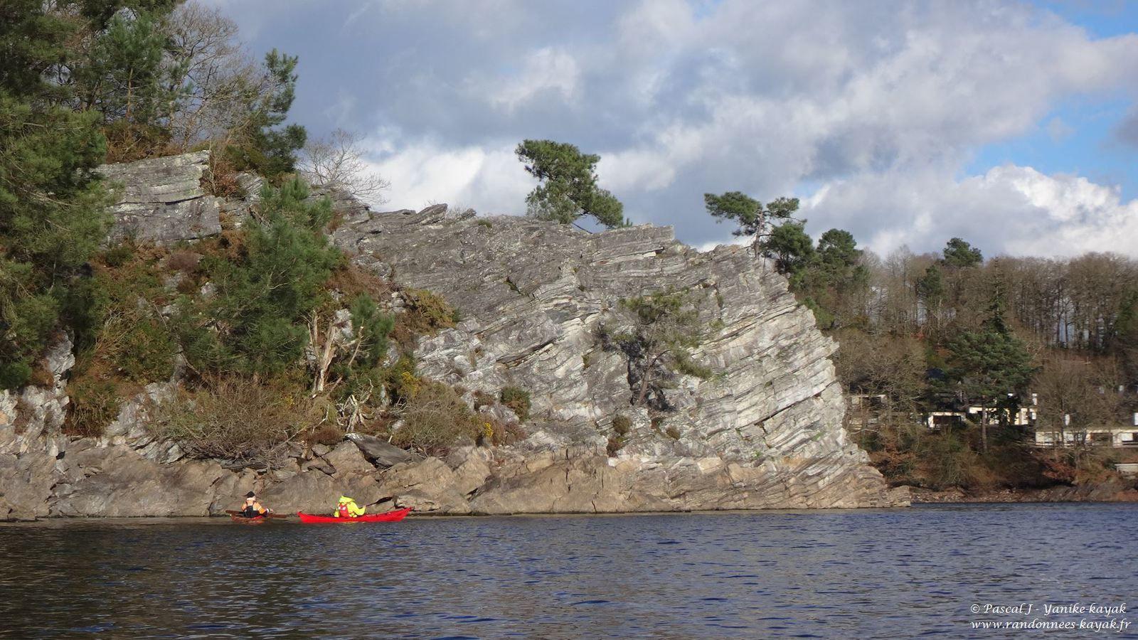 Lac de Guerlédan - Chapitre 1