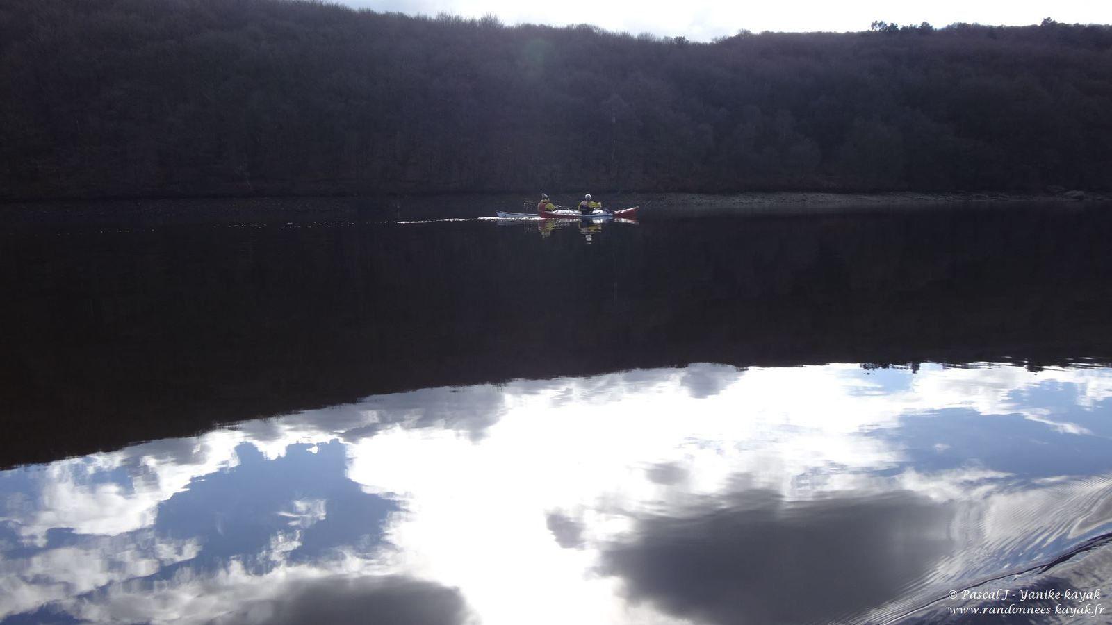 Lac de Guerlédan - Chapitre 2